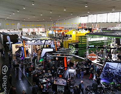 Motorräder - Motorradmesse